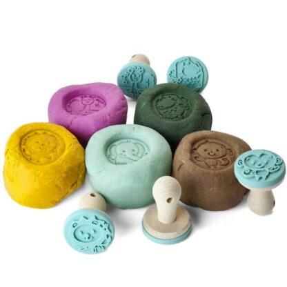 pate-a-modeler-bio-ailefo-tampons-magasin-puériculture-nantes-bébé-jeu