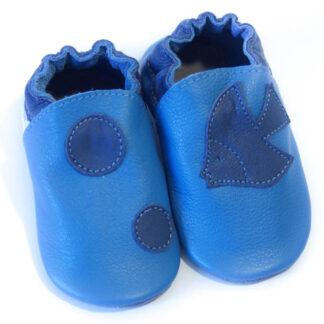chausson-cuir-souple-premiers-pas-tomar-magasin-nantes-bébé