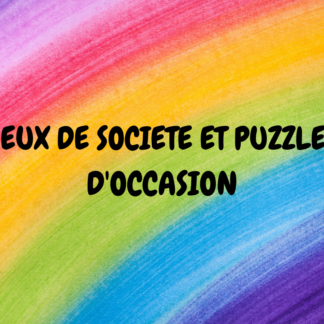 Jeux de société et puzzles